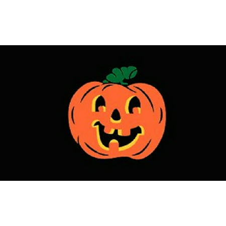 3x5 Halloween Pumpkin Flag Holiday Decoration Banner Party Pennant New Outdoor