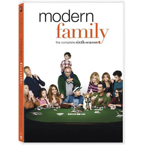 Modern Family: The Complete Sixth Season (DVD)