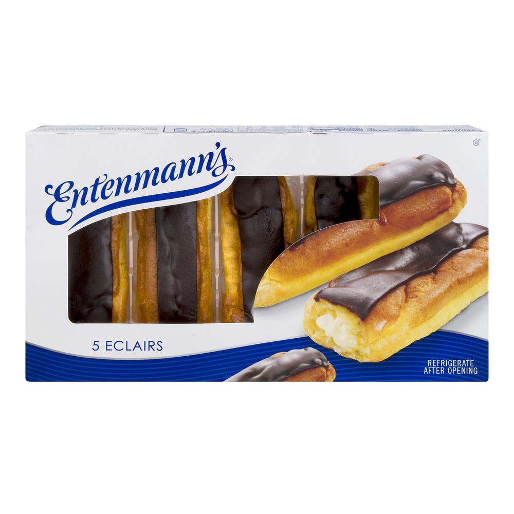 Entenmann's Eclairs - 5 CT