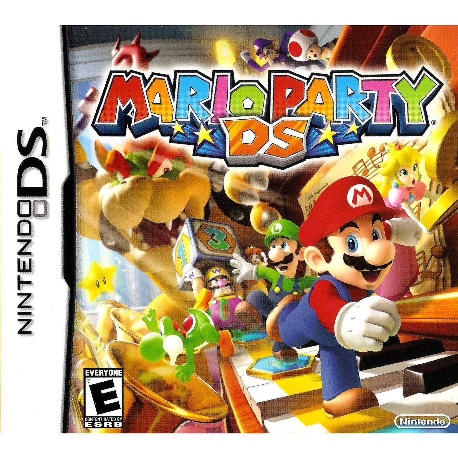 Mario Party DS (DS) - Pre-Owned