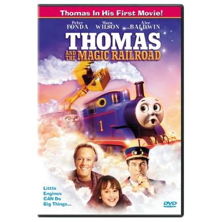 Thomas And The Magic Railroad (DVD) (The Best Magic Show)