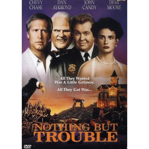 NOTHING BUT TROUBLE (DVD/SCENE ACCESS/CLOSE CAPTION/ST)