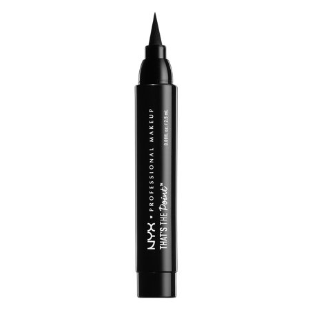NYX Professional Makeup That's The Point Eyeliner, Put A Wing On It - Cat Halloween Makeup With Eyeliner