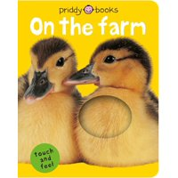 Bright Baby Touch & Feel on the Farm (Board Book)