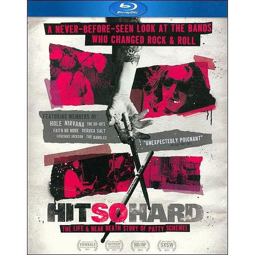 Hit So Hard (Blu-ray) (Widescreen)