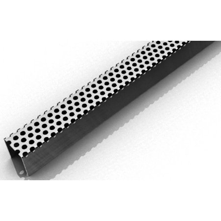 Infinity Drain 96 Inch D 65 Grate 1 9 16 Inch high D 6596 ORB