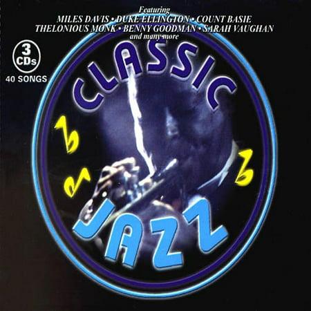 Classic Jazz (3Cd)