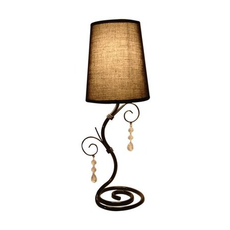 Fleur de lis living deborah twisted vine 19 table lamp walmart fleur de lis living deborah twisted vine 19 table lamp aloadofball Choice Image