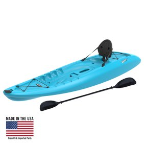 Lifetime Hydro 8 5 Sit On Top Fishing Kayak With Paddle 90610