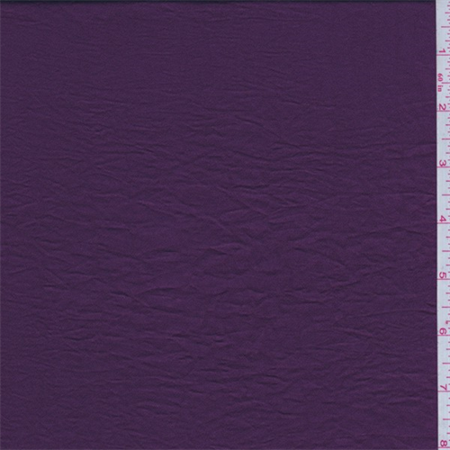 Grape Purple Shimmer, Fabric Sold By the Yard (Grape Fabric By The Yard)