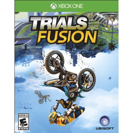 Ubisoft Trials Fusion - Racing Game - Xbox One (ubp50400926)