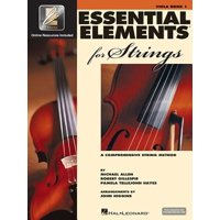 Essential Elements for Strings - Book 1 with Eei : Viola