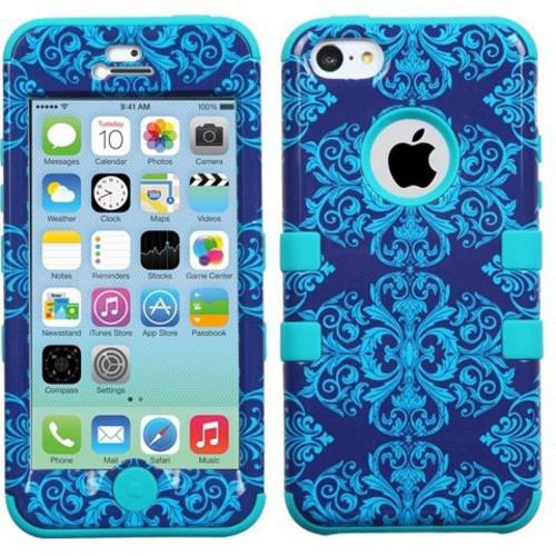 Apple iPhone 5C MyBat TUFF Hybrid Phone Protector Cover