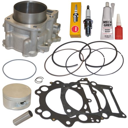 Top Notch Parts Yamaha Rhino 660 686cc 102mm Big Bore Cylinder Piston Gaskets Kit Set 2004-2007