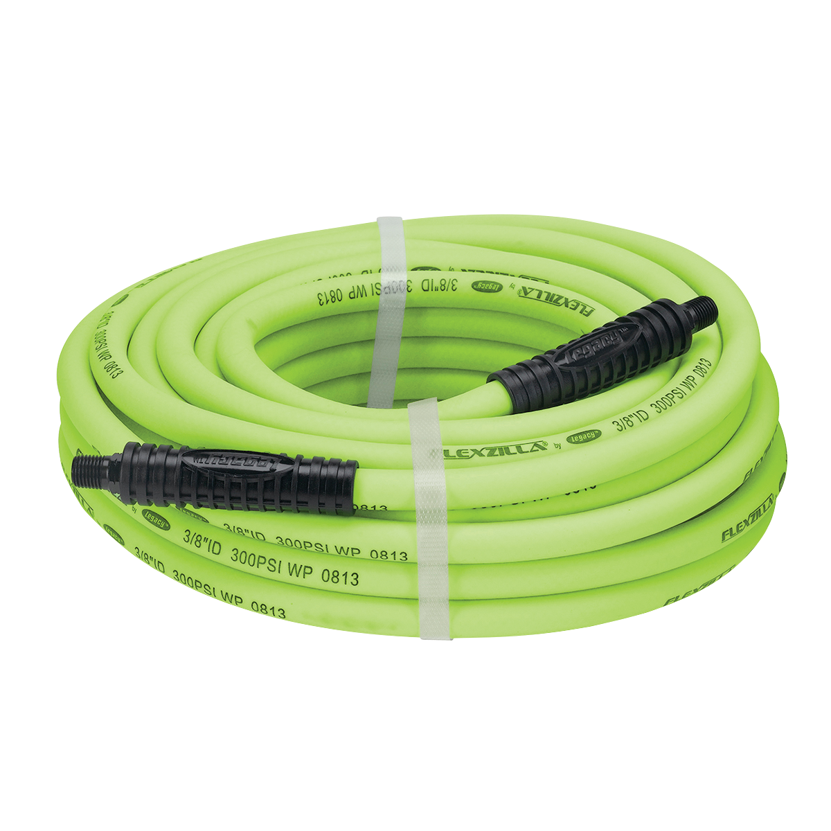 3/8in. X 50ft. Air Hose with 1/4in. MNPT Ends