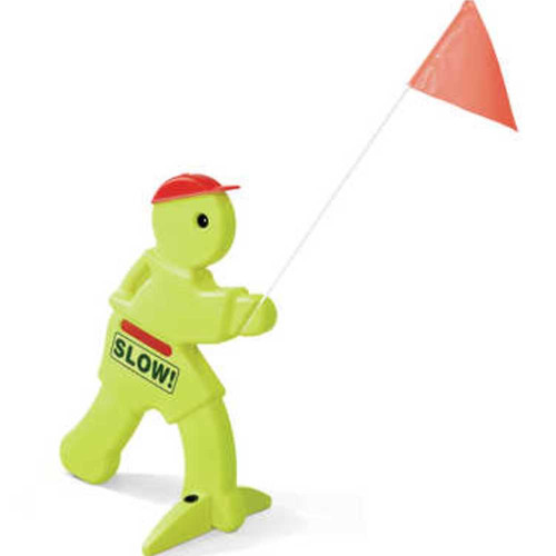 "Step2 Kid Alert! Visual Warning Signal Safety Sign, 32"" tall Warning Flag Included by Generic"