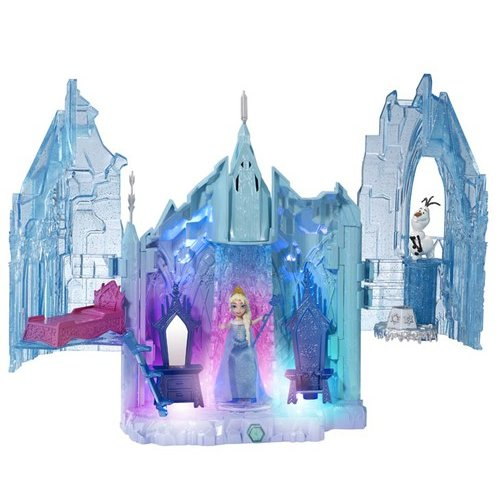 Disney Frozen Castle and Elsa Doll Play Set
