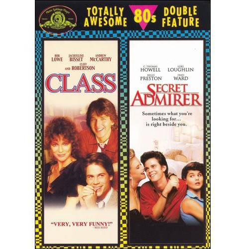Totally Awesome 80s Double Feature: The Class / Secret Admirer