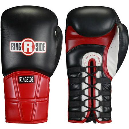 Ringside Safety Sparring Gloves, Lace (Ringside Boxing Gloves)