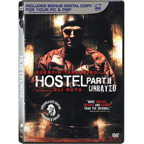 Hostel Part II [Includes Digital Copy]