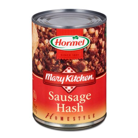 (4 Pack) Hormel Mary Kitchen Sausage Hash, 14 Ounce