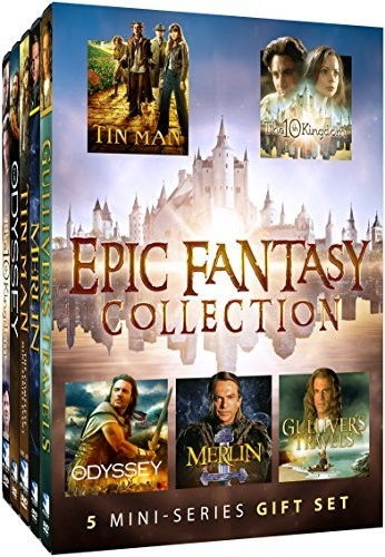 Epic Fantasy Collection: 5 Mini-Series Gift Set by