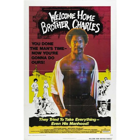 Welcome Home Brother Charles - movie POSTER (Style B) (27