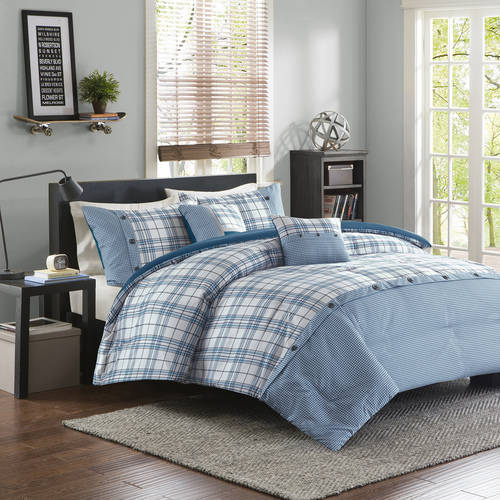 Home Essence Apartment Chet Duvet Cover Bedding Set