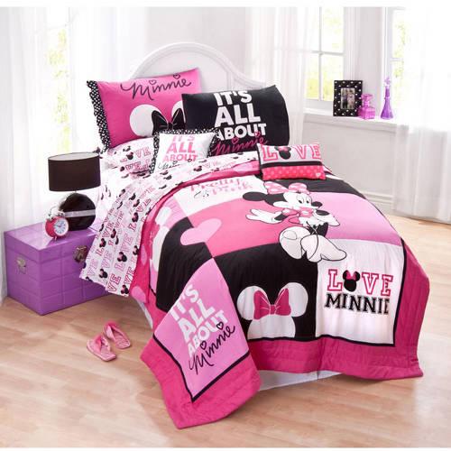 Disney Minnie Mouse Classic Bedding Sheet Set