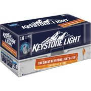 Keystone Light Beer, 18 pack, 18 fl oz