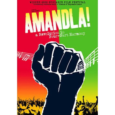 Amandla! A Revolution in Four-Part Harmony (Vudu Digital Video on