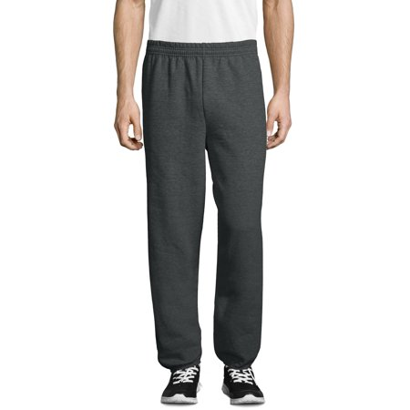 Sport Nts Bottom (Men's EcoSmart Elastic Bottom 32 Inch Inseam Sweatpants )