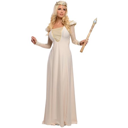 Wizard of Oz Glinda Adult Halloween Costume](Deluxe Glinda Costume)