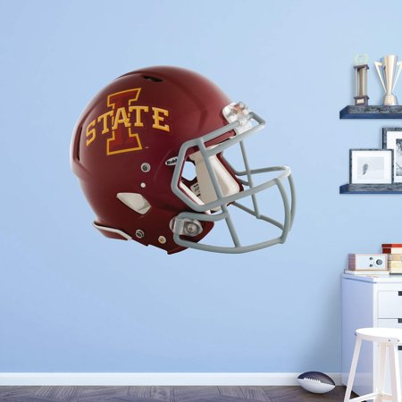 Fathead NCAA Iowa State Cyclones Helmet Wall Decal