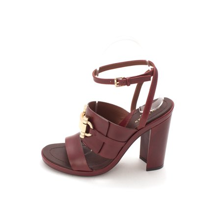 78fa1ed3bfb Cole Haan Womens 15A4017 Open Toe Casual Ankle Strap Sandals ...