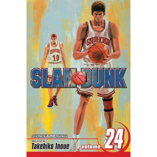 Slam Dunk, 24: For Victory
