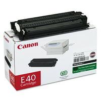 Canon E40 (E40) Toner, 4000 Page-Yield, Black -CNME40