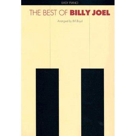 The Best of Billy Joel (Paperback) (Best Of Billy Joel)