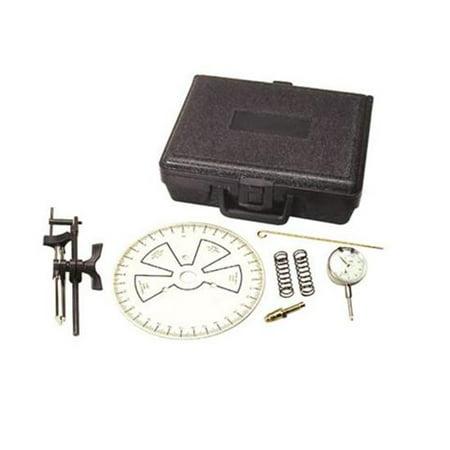 Budget Camshaft Degree Wheel Kit ()