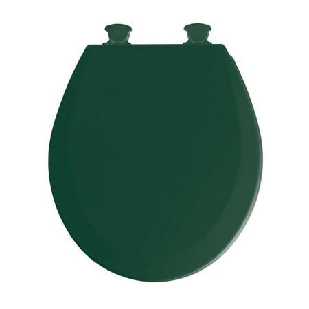 Enjoyable Mayfair Round Toilet Seat Beveled Wood Molded Premium Durable Multi Coat Enamel Beatyapartments Chair Design Images Beatyapartmentscom