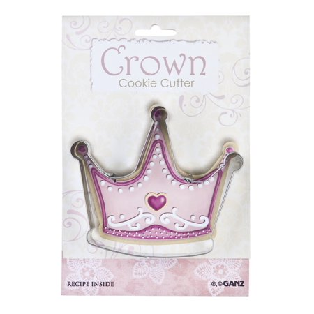 Princess Crown Cookie Cutter by (Crown Race Cutter)