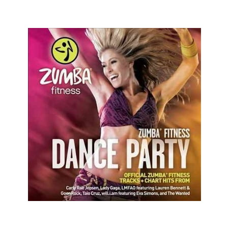Zumba Fitness Dance Party (CD)