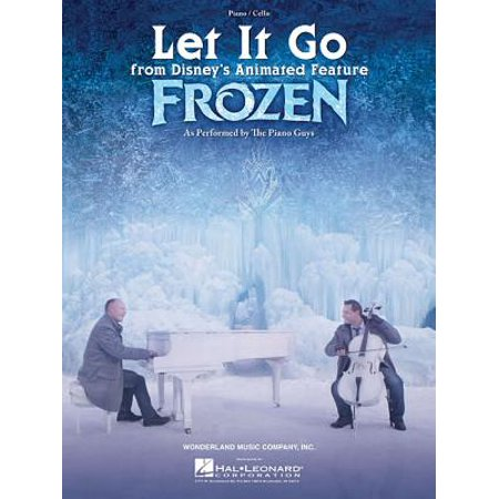 Let It Go from Disney's Animated Feature Frozen](Marshmallow From Frozen)