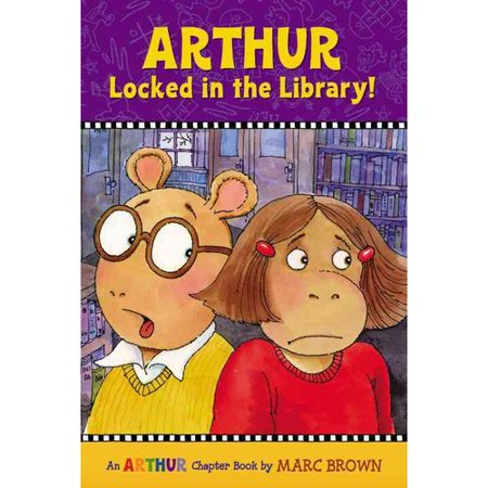 Arthur Locked in the Library! by