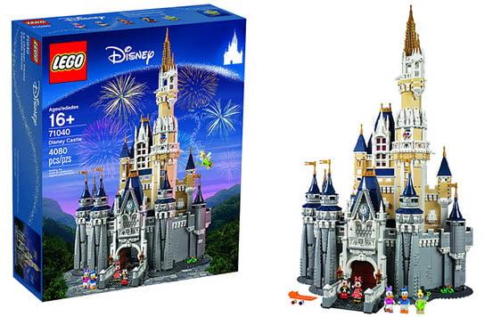 Lego Disney Castle 71040 by