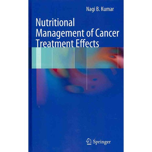 Nutritional Management of Cancer Treatment Effects