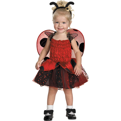 Babybug Ladybug Child Halloween Costume