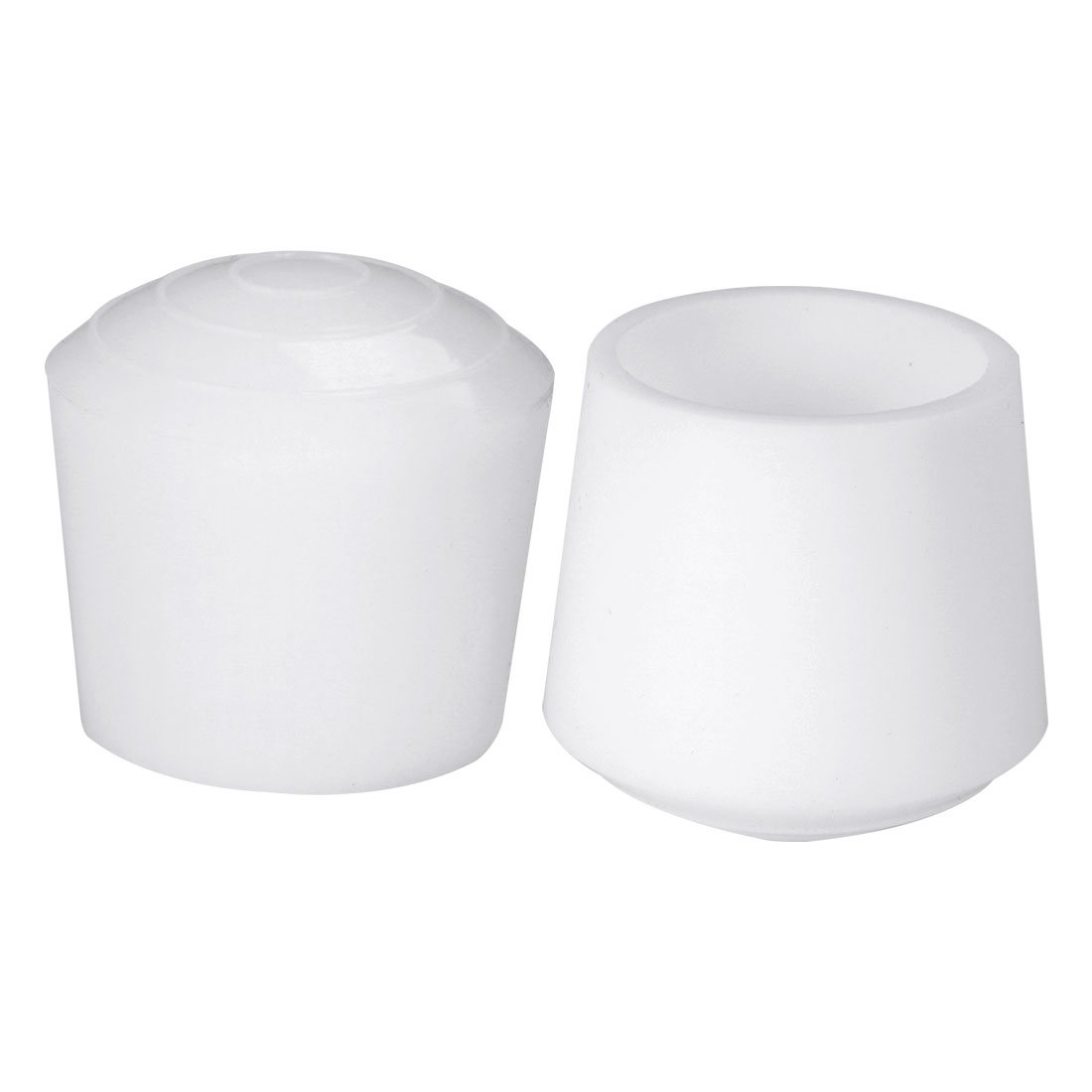 "Rubber Leg Caps Tip Cup Feet Cover 32mm 1 1/4"" Inner Dia 2pcs for Furniture Desk - image 7 of 7"