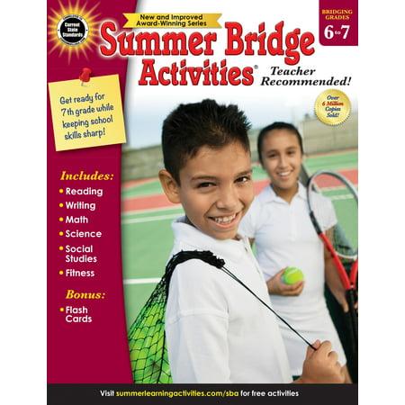 Summer Bridge Activities (6–7) Book