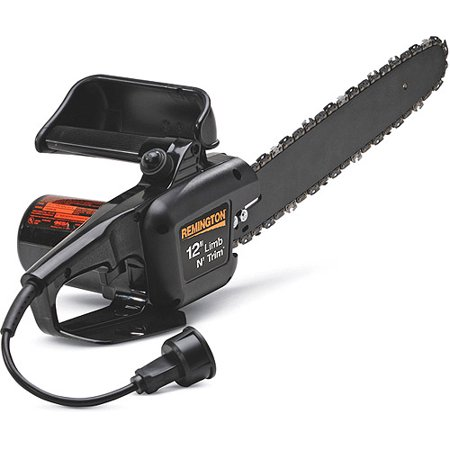 Remington limb n trim 12 8 amp electric chain saw walmart remington limb n trim 12 8 amp electric chain saw greentooth Images